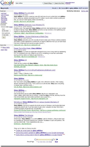 glary utilities - Google Blog Search