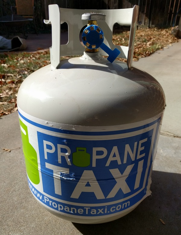 propane taxi review